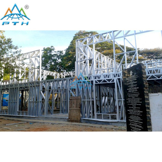Light Gauge Steel Structure School in Sri Lanka