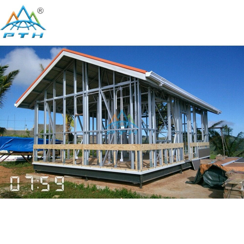 Light Gauge Steel Structure Office in Philippines Zoo
